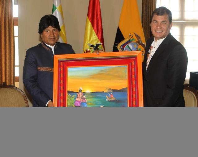 Maduro suspende visita a Bolivia