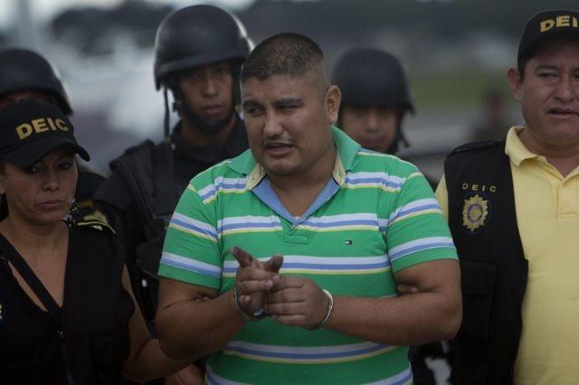 México deporta a narco guatemalteco más buscado