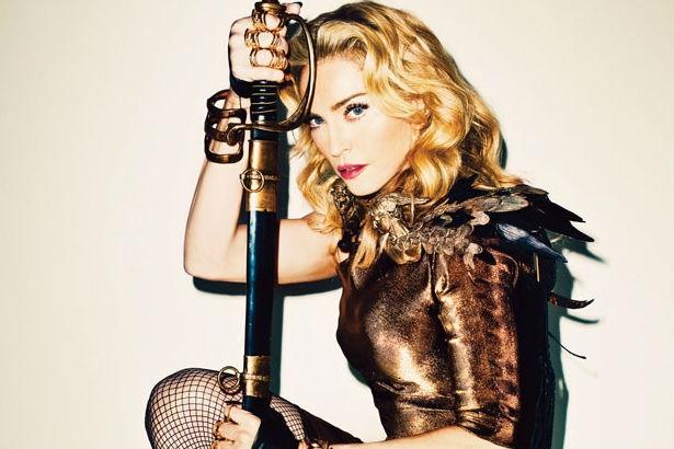 Madonna confesó que de joven fue violada en NYC