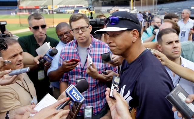 A-Rod  demanda al médico de los Yankees