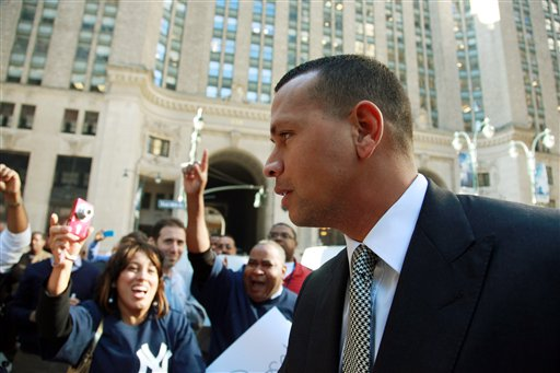 Demanda de A-Rod contra MLB, a corte federal