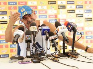 Jugadores de Tigres apoyan a Ricardo Ferretti