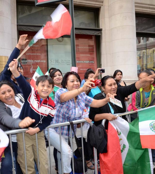 Mexicanos aumentan en NY