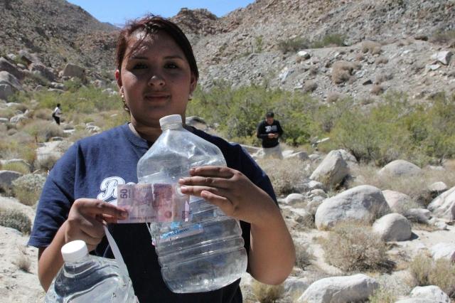 'Angeles' salvan vidas en la frontera
