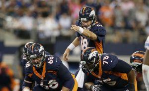 Los Broncos andan tras los récords y la perfección