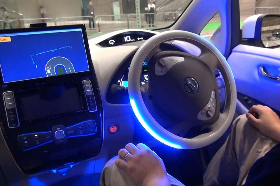Nissan recibe premio por proyecto de conducción auntónoma