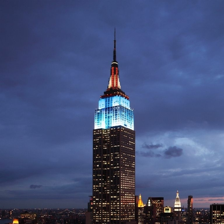 Empire State se iluminará con los colores de El Diario