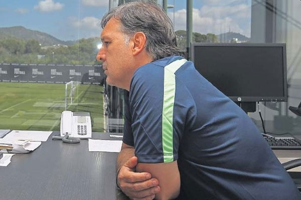 Narran cómo llegó al Barcelona el entrenador nacido en Argentina.