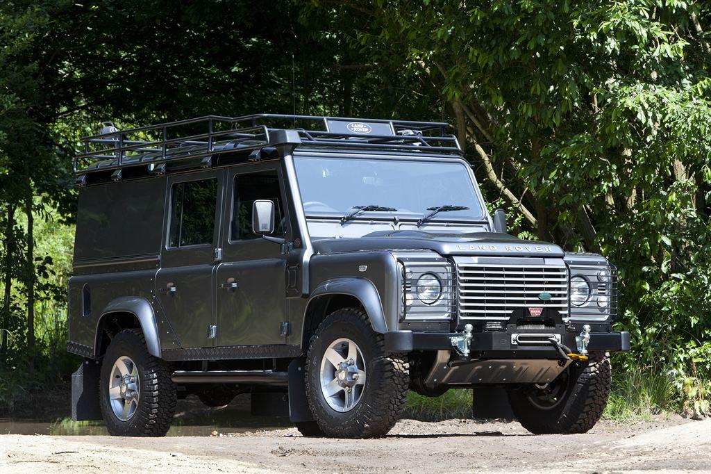 Land Rover cerrará la producción del Defender