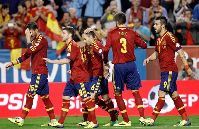 España defenderá su título en Brasil