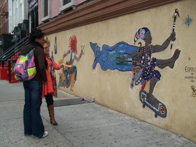 Gira en bicicleta ayudará a negocios de Harlem