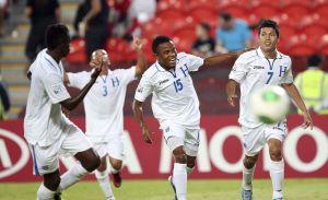 Honduras lanza camisa conmemorativa de la clasificación