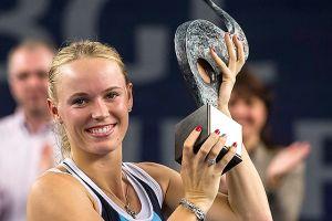 Wozniacki se corona en el WTA de Luxemburgo