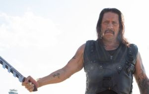 'Machete' buscaba ser un James Bond latino