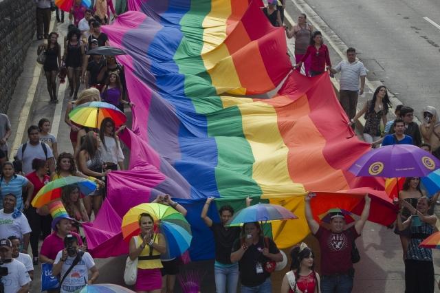 Comunidad  LGTB exige respeto en elecciones