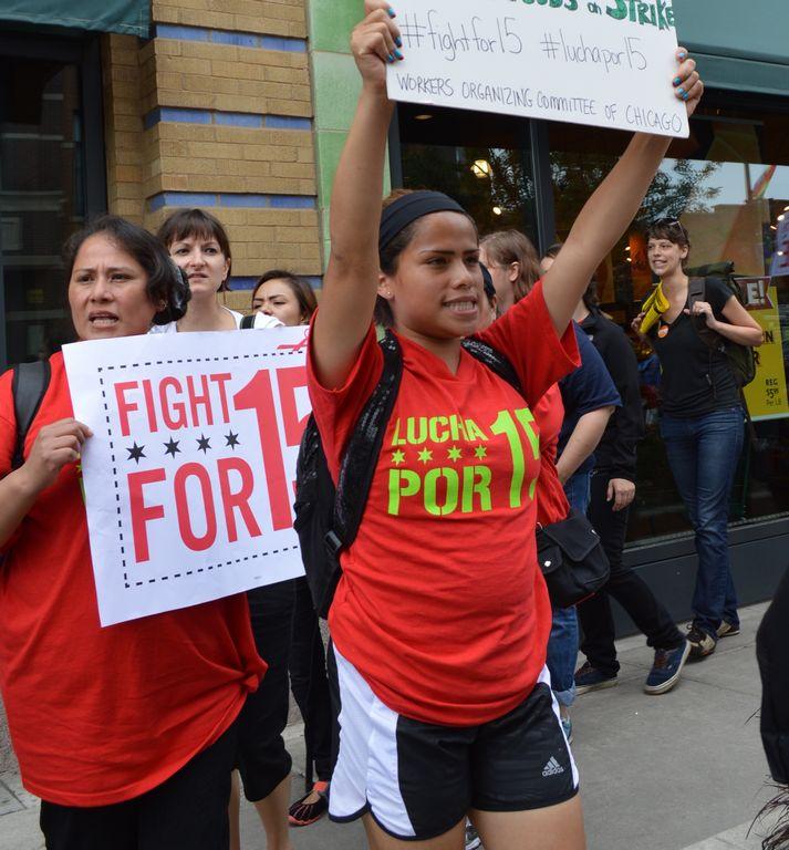 Latinas, las trabajadoras peor pagadas