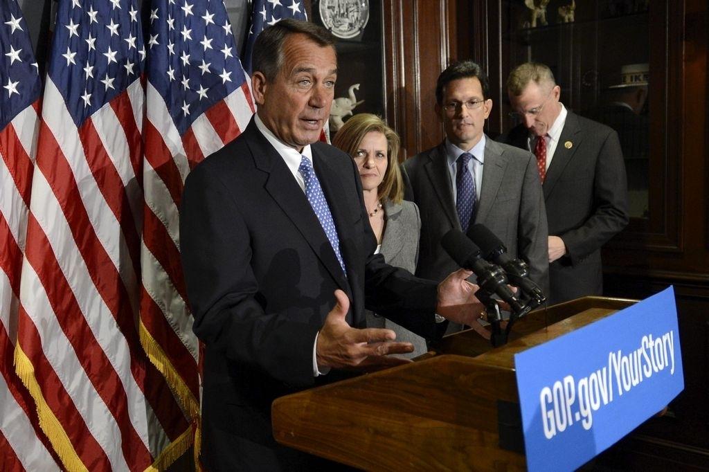 Boehner esperanzado en lograr reforma migratoria