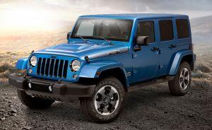 Jeep lanza la edición especial del Jeep Wrangler Polar