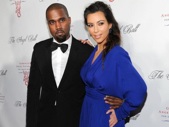 Kim Kardashian y Kanye West se casan con separación de bienes