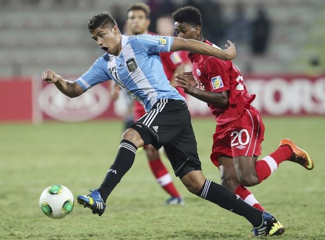 Argentina Sub-17 camina a octavos