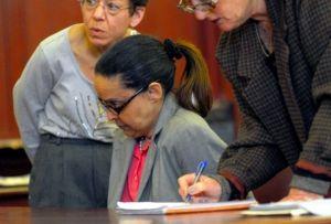A un año de asesinatos niñera dominicana regresa a corte