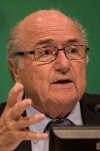 Blatter dice que no es un parásito