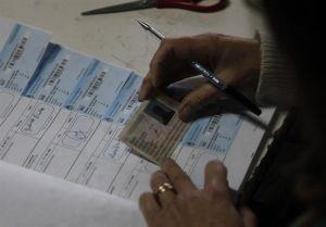 Elecciones legislativas comienzan en Argentina