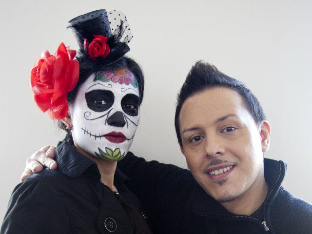 Este Halloween, vístete de Catrina (fotos y video)