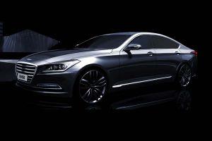 Hyundai da un avance del rediseño del Genesis (Video)