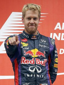 Cuarto título al hilo  de Vettel
