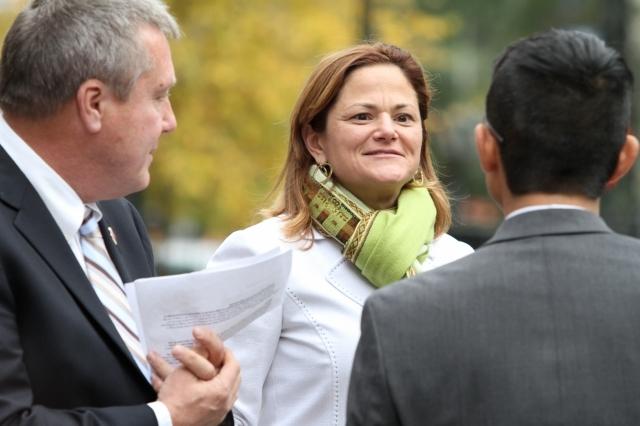 Latinas suenan para presidencia del Concejo de NY