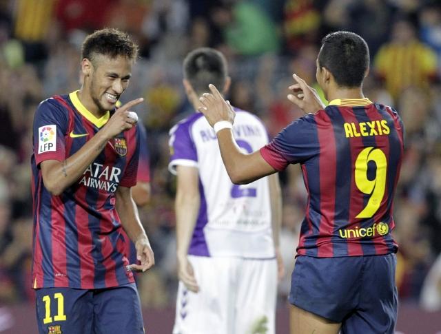 Barcelona expone su invicto ante el Celta