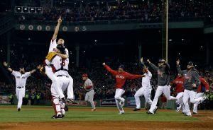 Los Medias Rojas de Boston se llevan la Serie Mundial (Fotos)