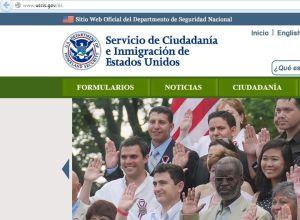 Agencia USCIS moderniza su página de internet