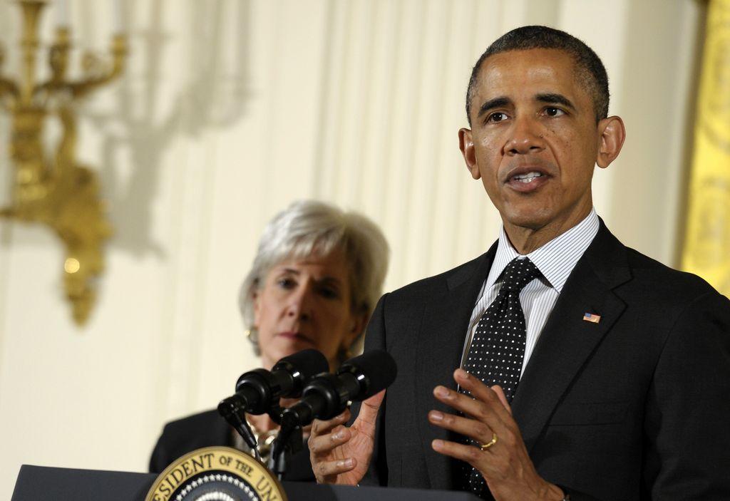 Sebelius deberá explicar si Obama le mintió al país