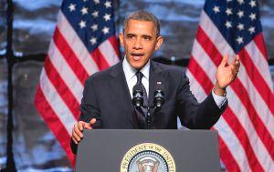 Obama vende a EEUU como el mejor lugar para negocios
