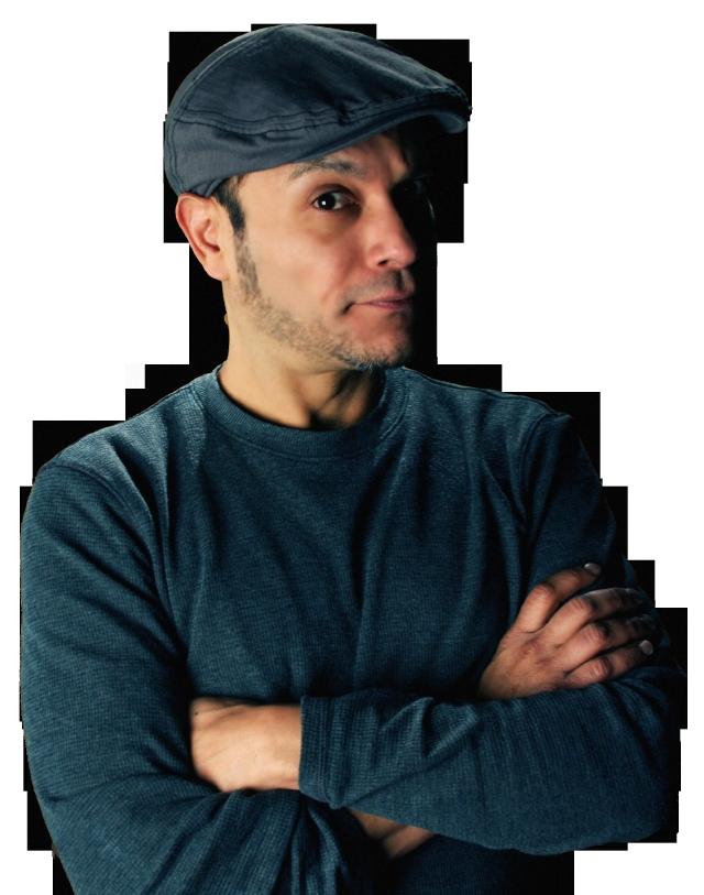Luis Jiménez se califica como 'humorista de la radio'