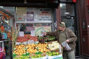 Golpe a usuarios de cupones de alimentos en NYC