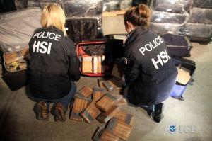 Del Cartel de Sinaloa narcotúnel de Tijuana (video)