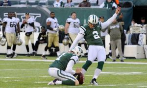 Folk y la defensiva dan triunfo sorpresivo a Jets