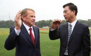 La PGA abrirá nuevo circuito en China