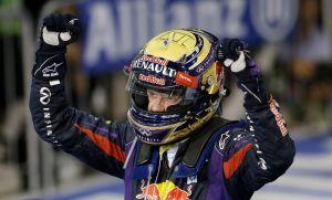 Vettel también gana el Gran Premio de Abu Dhabi