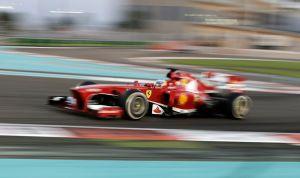 Alonso se sometió a fuerzas de 25G en Abu Dhabi (Video)