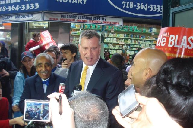 Candidatos en final de la carrera por la Alcaldía de NYC