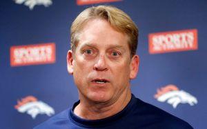 Los Broncos nombran a Jack Del Río como entrenador interino