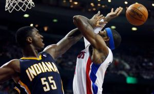 Pacers siguen invictos tras vencer a Pistons