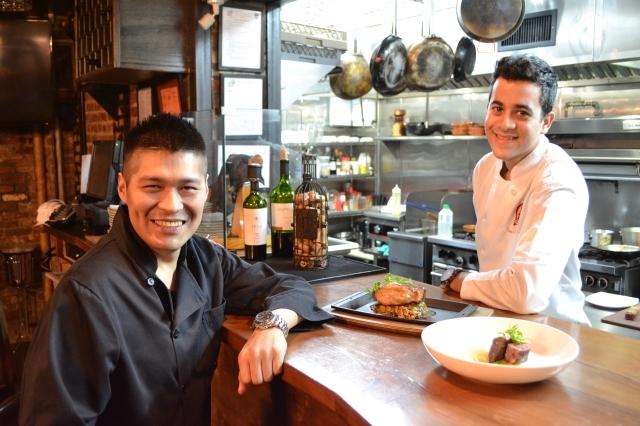 """""""Mi casa es su casa"""" ofrece delicias en Manhattan"""