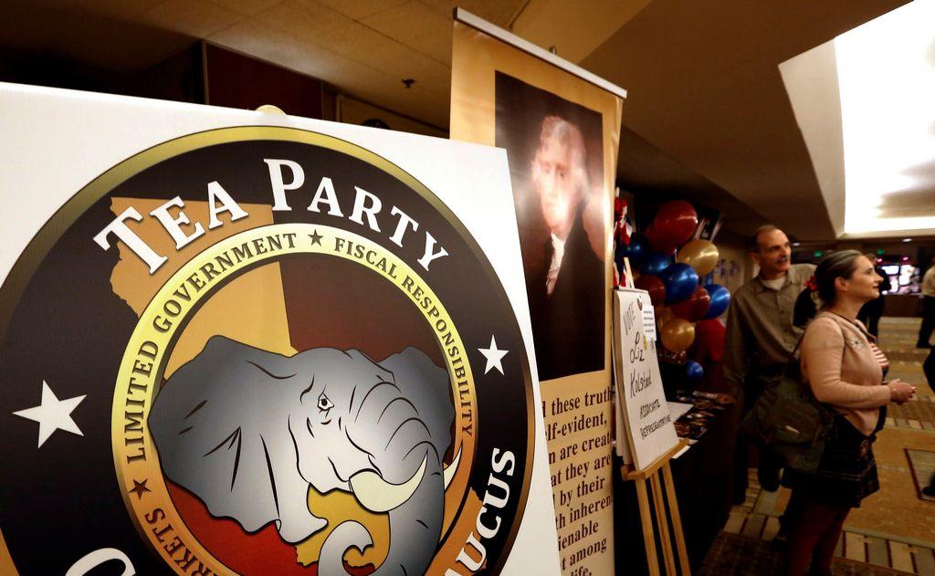 """El """"Tea Party"""" sale mal parado en elecciones locales"""