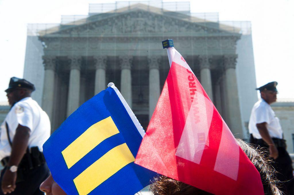 Gays de EEUU impulsan paquete de leyes en el Congreso
