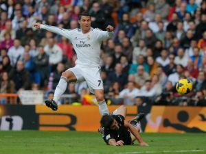 Goliza del Real Madrid con triplete de CR7 (Video y fotos)